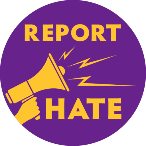 Report the hate incident